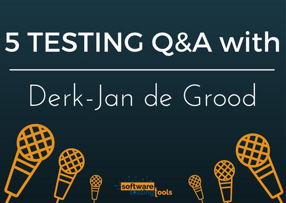 5 Q&A w Derk-Jan