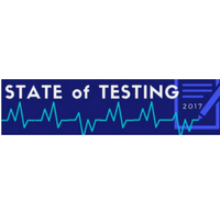 Take part of the 2017 State of Testing Survey